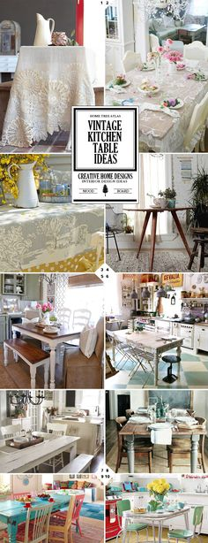 Vintage Kitchen Tables On Pinterest Retro Kitchen Tables Formica Table And Kitchen Tables