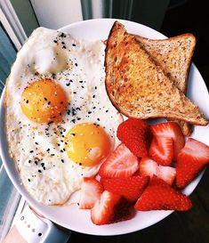 Healthy Meal Prep, Healthy Breakfast Recipes, Healthy Snacks, Snack Recipes, Breakfast Ideas, I Love Food, Good Food, Yummy Food, Tasty