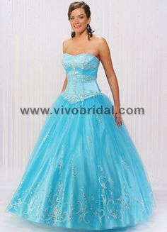 Vivo Bridal - Quinceanera Q-0016