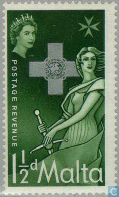 Malta - St. George 1957