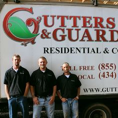 Our other business, Gutters