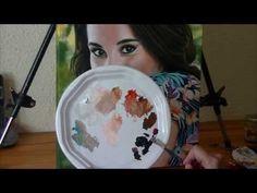 (4) Cómo se pinta un retrato al óleo - YouTube