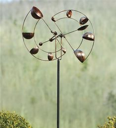 Main image for Wind Dancer With Antique Copper Finish
