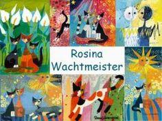 Beeldende vorming - Rosina Wachtmeister Let op laatste dia: in de stIJl van Rosina Wachtmeister