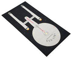 Star Trek Enterprise Rug $69.99