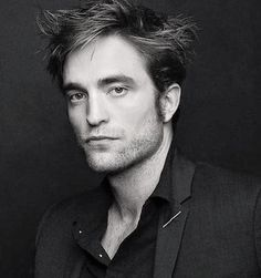 New Portrait of Robert Pattinson for GOOD TIME at SAG-AFTRA Foundation