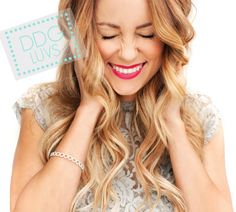 DDG TV: How to create Lauren Conrads mermaid-chic loose waves - dropdeadgorgeousdaily.com