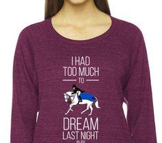 Victory Gallop Sweatshirt