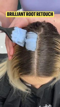 Hair Color Highlights, Hair Color Balayage, Hair Color Pink, Pink Hair, Medium Hair Styles, Curly Hair Styles, Wacky Hair, Makeup Makeover, Skin Care Treatments