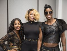Total Gets Real About Their Hiatus From The Spotlight, The Bad Boy Reunion Tour & What's Next (I am a HUGE fan so I'm ecstatic to hear them being back on the scene. African American News, American Girl, Soul Music, Music Is Life, Bad Boy Records, 2000s Music, Neo Soul, Hip Hop And R&b, Soundtrack To My Life