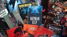 Día de Batman: 10 secretos del Caballero Oscuro