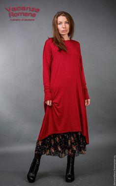 Магазин мастера deRvoed Lena: платья, юбки, костюмы, кофты и свитера, верхняя одежда