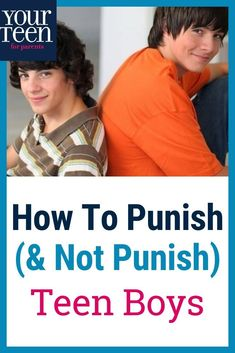 Punishing a Teenage Boy: What Should You Do and Not Do? - When our teenagers ma. - Punishing a Teenage Boy: What Should You Do and Not Do? – When our teenagers make mistakes or do - Parenting Teens, Kids And Parenting, Positive Parenting Solutions, Raising Teenagers, Toddler Behavior, Teenage Daughters, Teen Life, Teen Boys, Mistakes