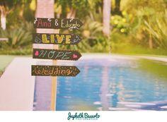 #Signboard #A&E #Hotel #Pool #Live #Hope # Wedding
