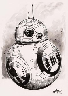 Star Wars: The Force Awakens - BB-8