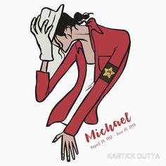 ***Ltd Edition: michael jackson t-shirt