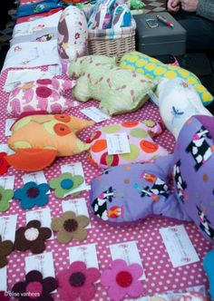 Animal sewing ideas