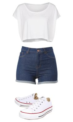 A fashion look from June 2015 featuring short sleeve shirts, short shorts and white shoes. Browse and shop related looks. Cute Teen Outfits, Pretty Outfits, Cool Outfits, Kpop Fashion Outfits, Girls Fashion Clothes, Stylish Hoodies, Look Girl, Look Fashion, American Apparel