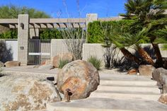Walking Tour, Vista Las Palmas, Palm Springs, Modernism Week | mid-century modern architecture