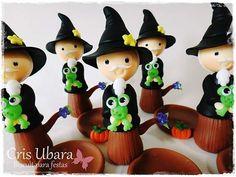 Porta docinhos bruxinhos #halloweenparty #halloween #festahalloween #kidsparty #festasinfantispelomundo