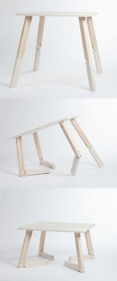 Table short or tall  (bambi?)