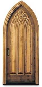 Andersen residential entry doors complement your home with intricacy and elegance. Learn more about our handcrafted doors. Exterior Doors, Entry Doors, Entrance, Andersen Windows, Residential Windows, Gothic Windows, Renaissance Architecture, Gothic Architecture, Craftsman Door