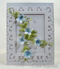 KC Martha Stewart Punch Flower 1 center