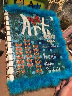 Creative Cover Pages For Projects Art And Crafts