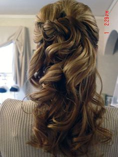 Wedding Hairstyles Half Up Half Down   : Austin wedding hairstyles half updo