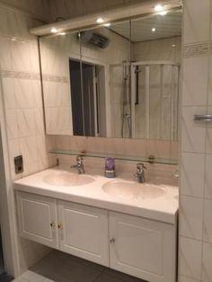 Douchewand en vloer opnieuw betegelen/voegen | badkamer kleiburg ...