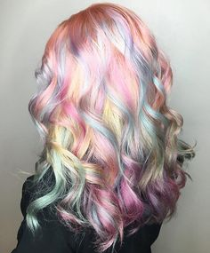 Beautiful pastels by @samihairmagic follow her page if you don't already @samihairmagic @samihairmagic @samihairmagic
