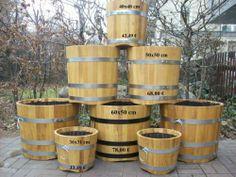 wunderschöne Holz-Blumenkübel,Pflanzkübel Holz,Holzpflanzkübel