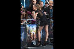 Cara Delevingne à Londres le 20 septembre 2015