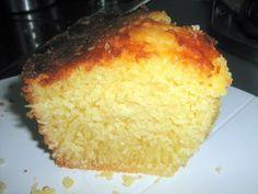Bolo Doce de Arroz Cru | Doces e sobremesas > Arroz Doce | Receitas Gshow