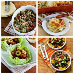 Kalyn's Kitchen®: South Beach Diet Phase One Low-Glycemic Recipes Round-up for January 2014
