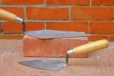 HItrades promotes the importance of getting top brick pointing and restoration services across Australia to have an amazing desired finish for your property. Garden Trowel, Garden Tools, Restoration Services, Home Improvement, Bricks, Design, Construction, Pictures, Building
