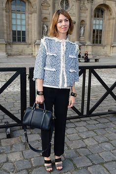 Sofia Coppola, Paris Fashion Week, Spring 2014