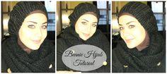 Beanie Hijab Tutorial - Tutoriel Hijeb avec bonnet