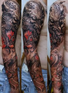 Dmitriy Samohin.  Intenze Ink + Dragonfly Machine