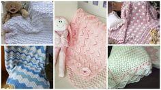 Sabe aquela história de que quando alguém anuncia que está esperando um baby, logo em seguida alguém da família já começa a tricotar?! Isso não é algo raro, e a técnica usada pode não