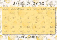 Calendario Junio 2013 Laura Ashley, Arabic Calligraphy, Arabic Calligraphy Art