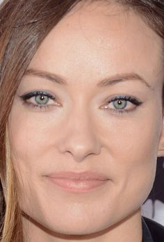 Close-up of Olivia Wilde at the 2015 Global Citizen Festival.