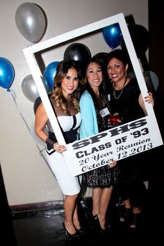 Graduation Photo Booth Frame Cutouts | 11 Graduation Party Ideas To Celebrate The Big Day