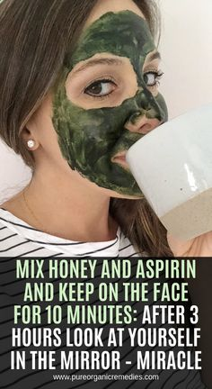 This is one of the most efficient natural remedies that can help you get rid of one big issue. Namely, with the help of this remedy you will make your problematic and unattractive skin into a smooth,. Natural Home Remedies, Natural Healing, Herbal Remedies, Health Remedies, Headache Remedies, Holistic Remedies, Holistic Care, Health Tips For Women, Health Advice