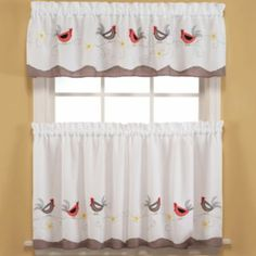 1000 images about cortinas on pinterest curtains linen - Cortinas para cocina fotos ...