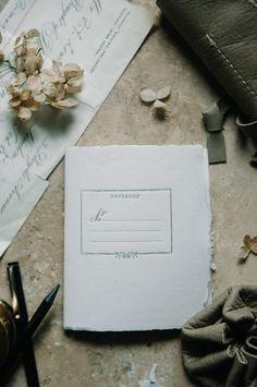 Handmade Pocket Notebook , Handmade Paper - Signora e Mare , Signora e Mare  - 4