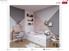 Ava, Toddler Bed, Bedroom, Furniture, Home Decor, Yurts, Child Bed, Bedrooms, Interior Design