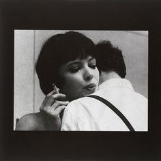 "nicealbumcovers:  "" Jean-Luc Godard: Bandes Originales 1959-1963 by Various Artists  """