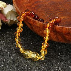 Fashion Multicolor Natural Amber Bracelets Chain Trendy Amber Elastic Bracelet Gift for Girl Women Body Jewelry, Jewelry Sets, Jewelry Watches, Women Jewelry, Gifts For Girls, Gifts For Women, Amber Bracelet, Pendant Earrings, Bracelet Sizes