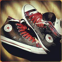 "@gimgil's photo: ""#converse #chucktaylor #allstar #lifestyle"""